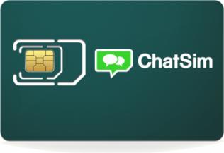 ChatSim глобальная SIM
