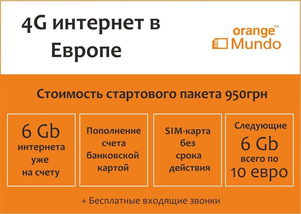 orange mundo описание