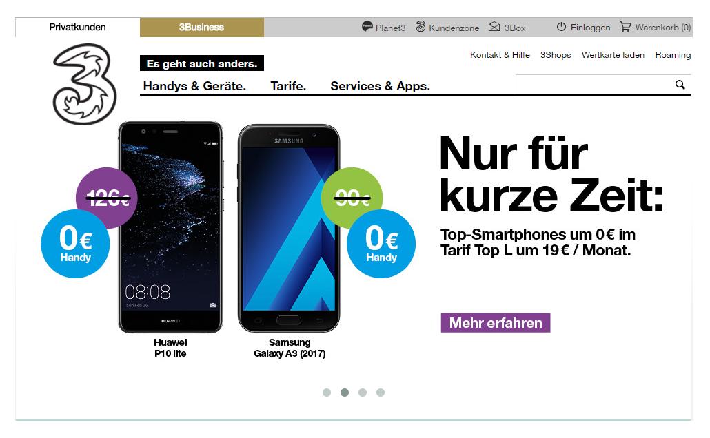 3 Интернет в Австрии