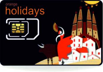 orange holidays