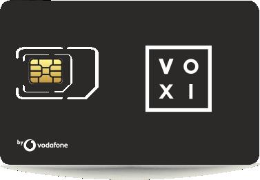 voxi вокси sim-карта сим карта